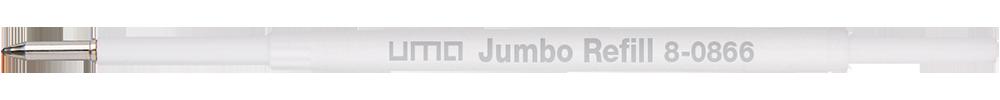 8-0866 uma Jumbo Refill black