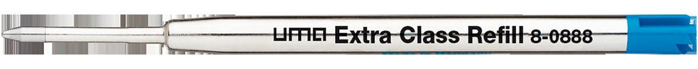 8-0888 uma Extra Class Refill blue