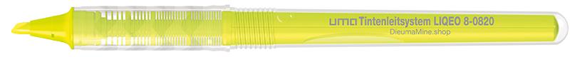 8-0820 uma Tintenleitsystem LIQEO Highlighter neongelb